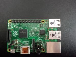 Raspberry Pi 2 (Modell B) Platine